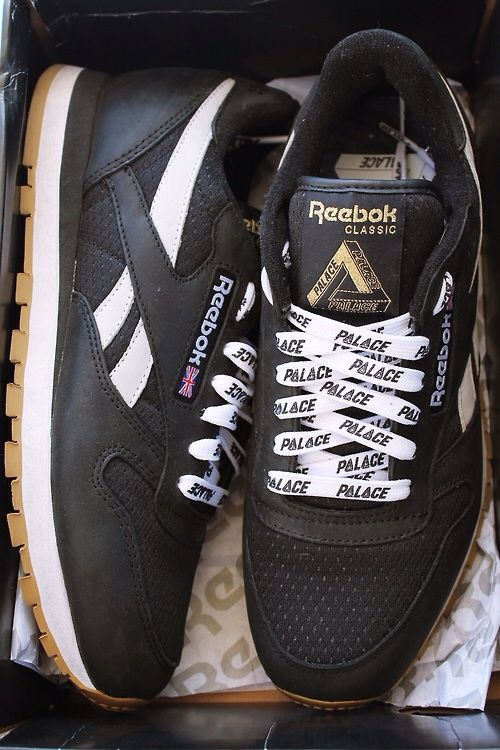 purchase cheap 4670a dd89b Palace x Reebok Classic Leather  Brown