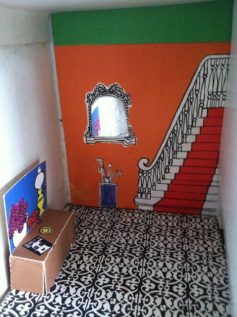 NASH BLOCK Hallway