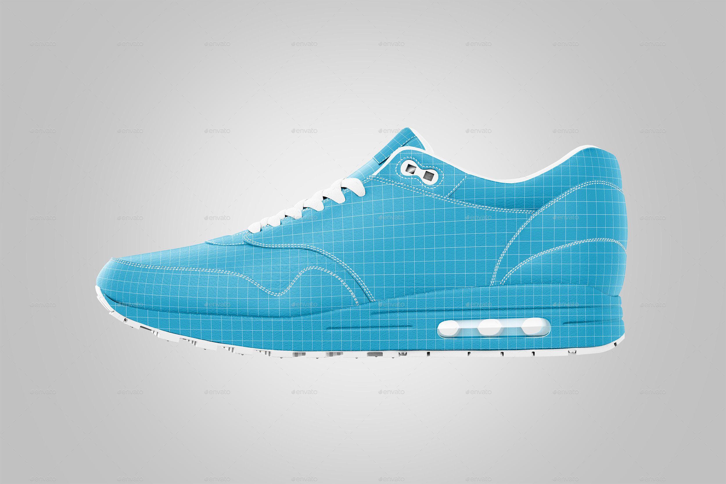 Download Air Max Sneaker Mockup Air Max Sneakers Air Max Sneakers