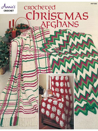 Learn How To Crochet The Perfect Afghan To Give As A Gift