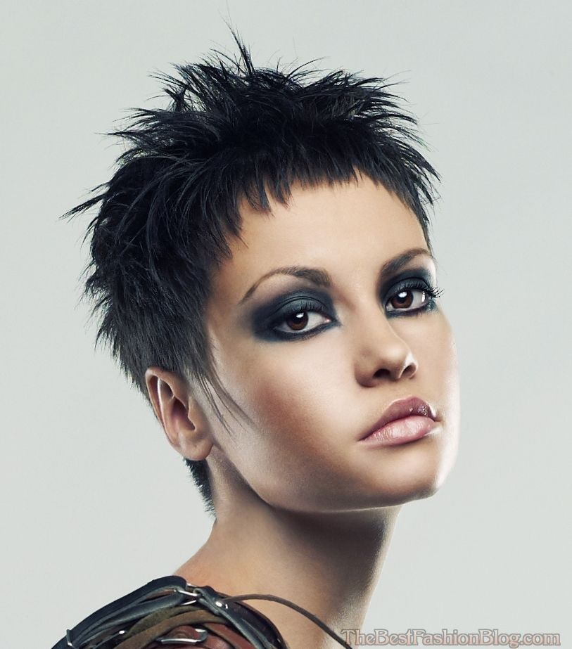 2015 shaggy pixie haircuts for women beaut cheveux courts short hair pinterest coiffure. Black Bedroom Furniture Sets. Home Design Ideas