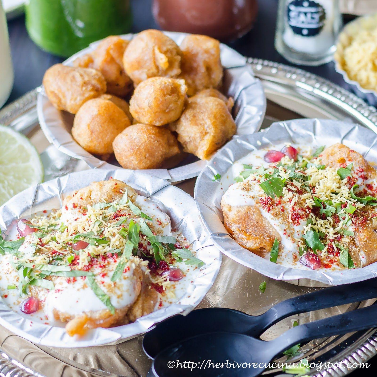 Blogging Marathon# 63 -Journey through the cuisines: Day 4    State: Gujarat  Dish: Dahi Pakodi   Today is day four of the blogging m...
