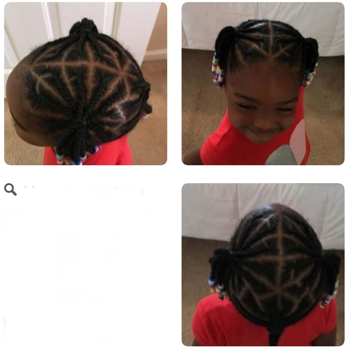 Pin by cocco chanell on toddler braids pinterest toddler braids