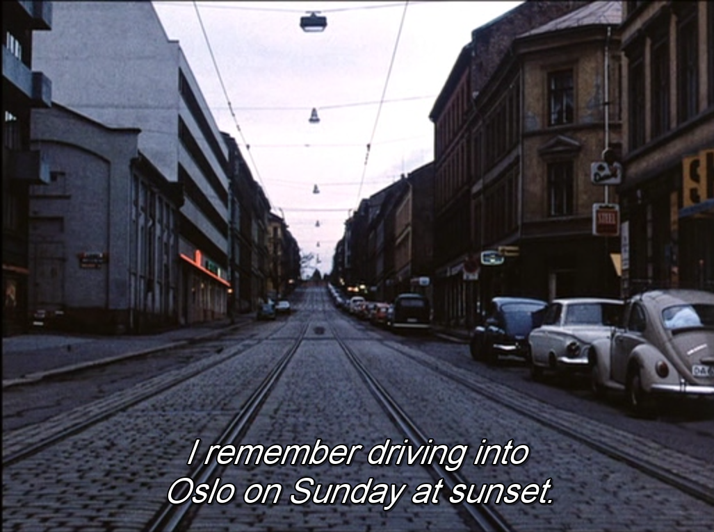 Oslo 31. August