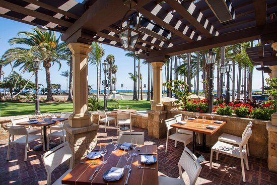 Convivo Restaurant Picture Of Santa Barbara Inn