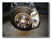2008 Honda Accord Front Brake Pads Replacement Guide Brake Pad Replacement Front Brakes Brake Pads