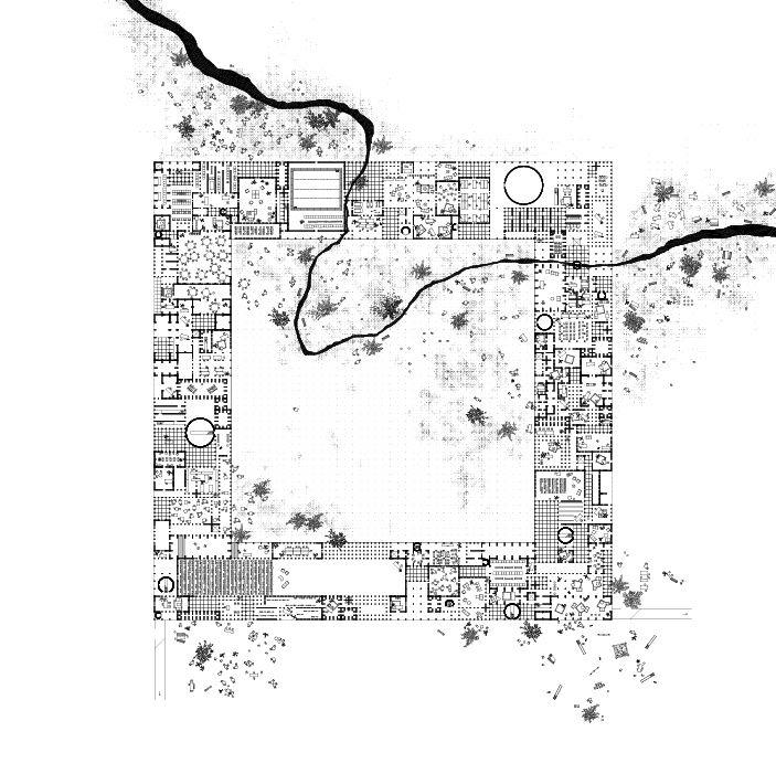 Épinglé par Ellen Davis sur site plan and concept master plans