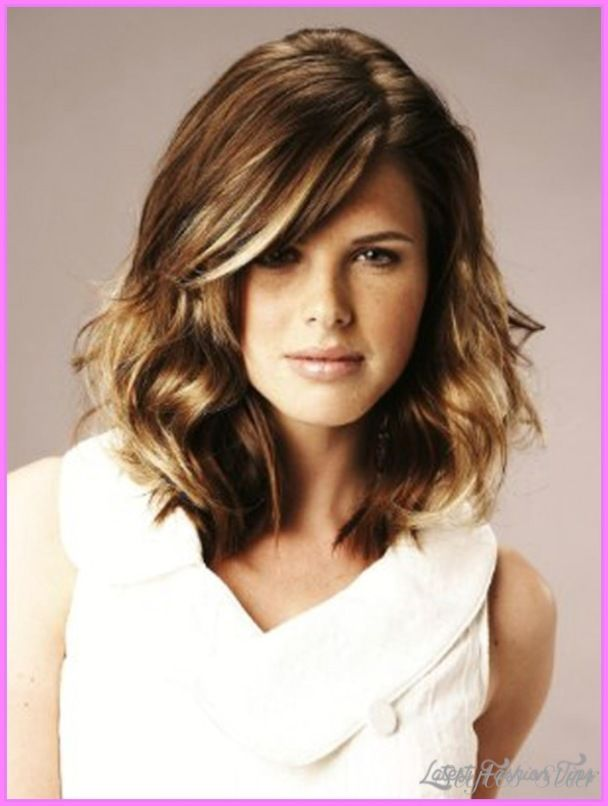 Celebrity medium layered haircuts - http://stylesstar.com/celebrity-medium-layered-haircuts.html
