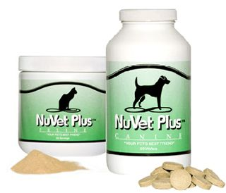 Nuvet Plus The Best Immune System Booster For Dogs Our Clients Who Place Their Dogs On Nuvet Plus Get A Lifetime Gu Pet Vitamins Healthy Pets Pet Supplements