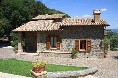 Resultado de imagen para casale in pietra casas de campo - Casas de piedra rusticas ...
