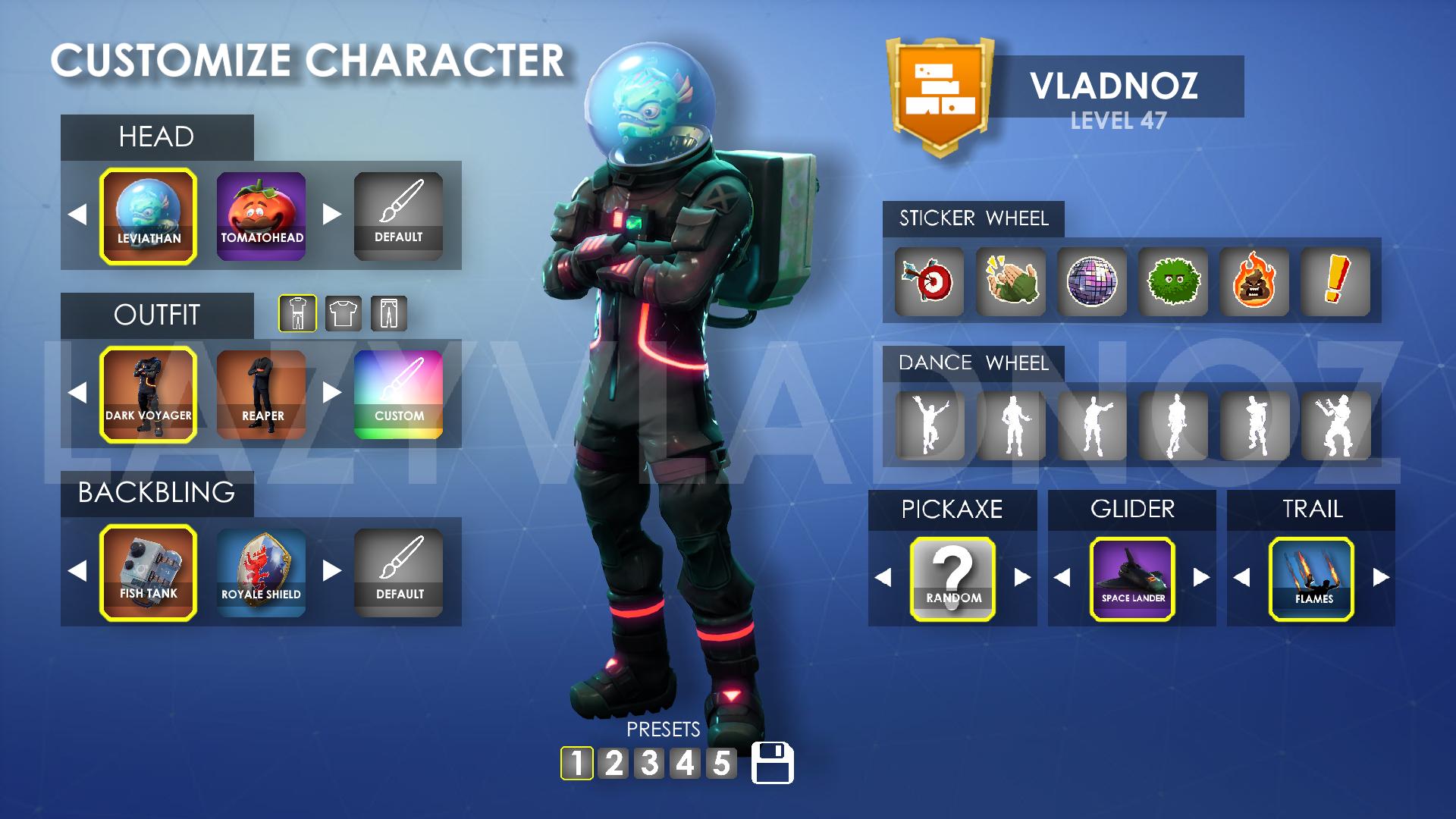 Character customization idea | Fortnite Battle Royale Tips