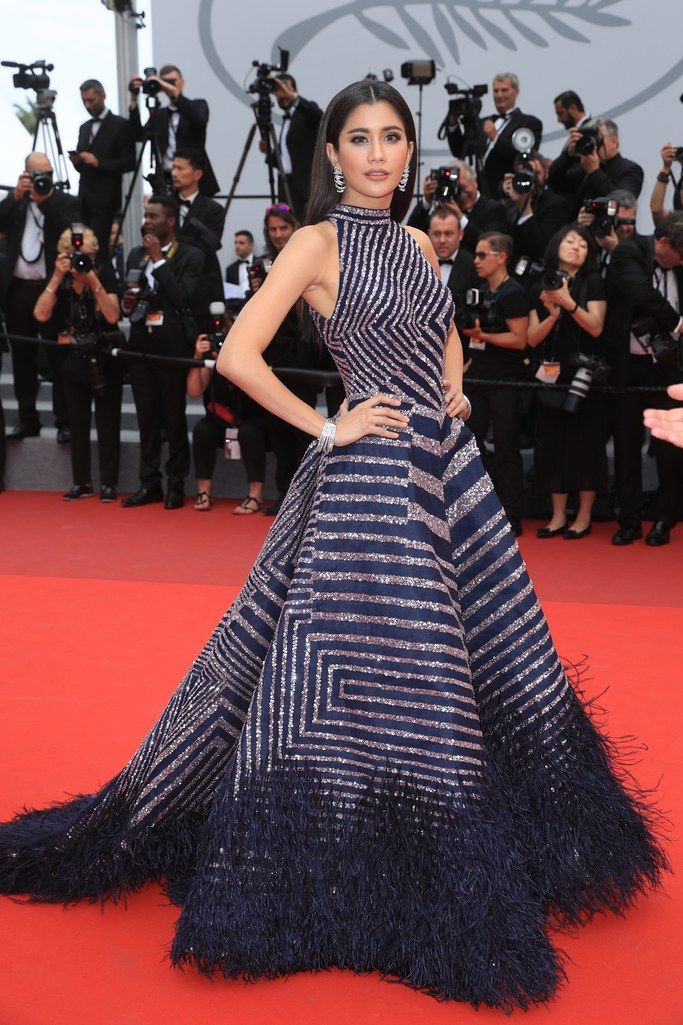 See Every Red Carpet Look From the 2017 Cannes Film Festival | Traje ...
