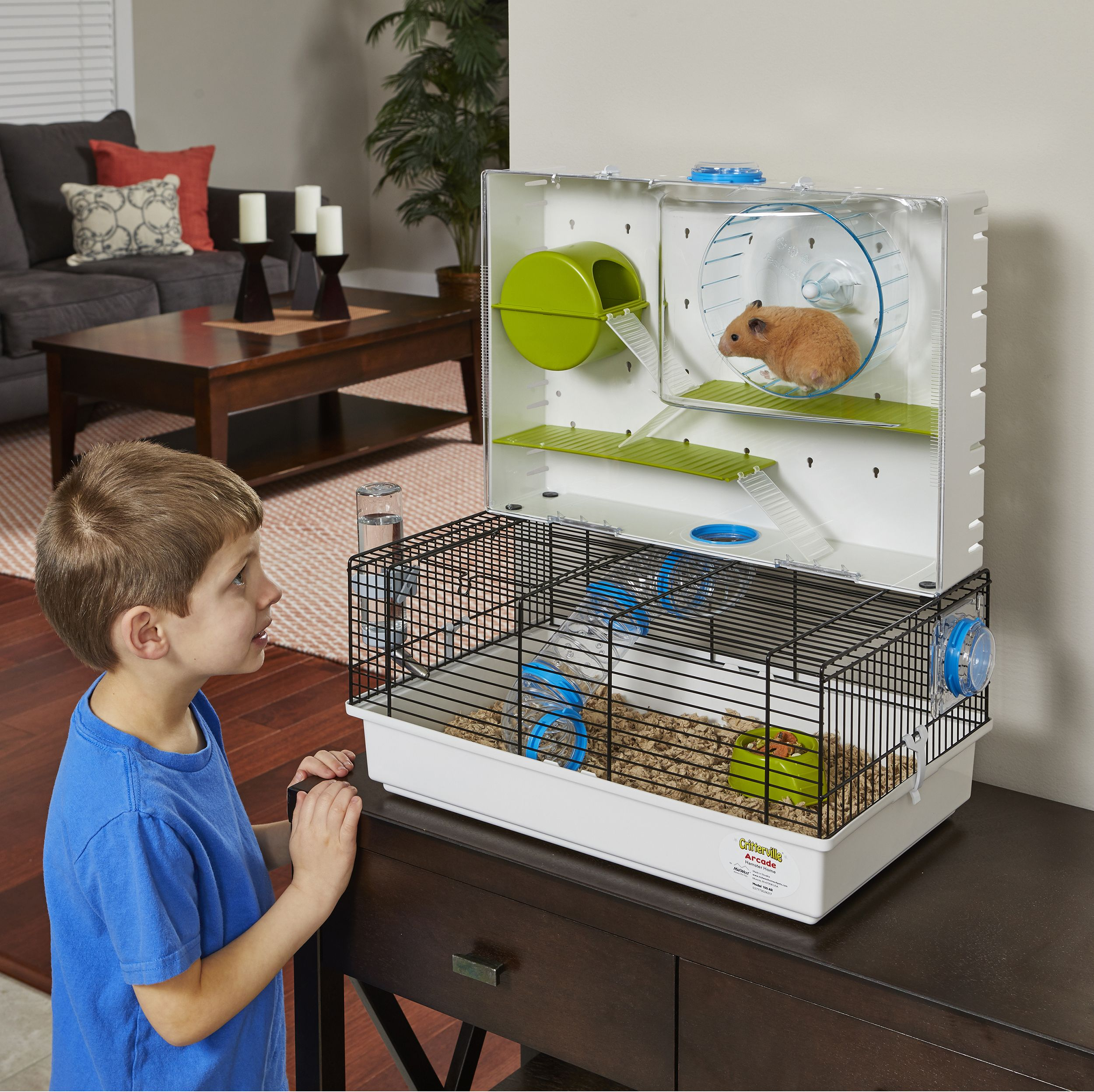Midwest Homes For Pets Awesome Arcade Hamster Cage Pets Homes