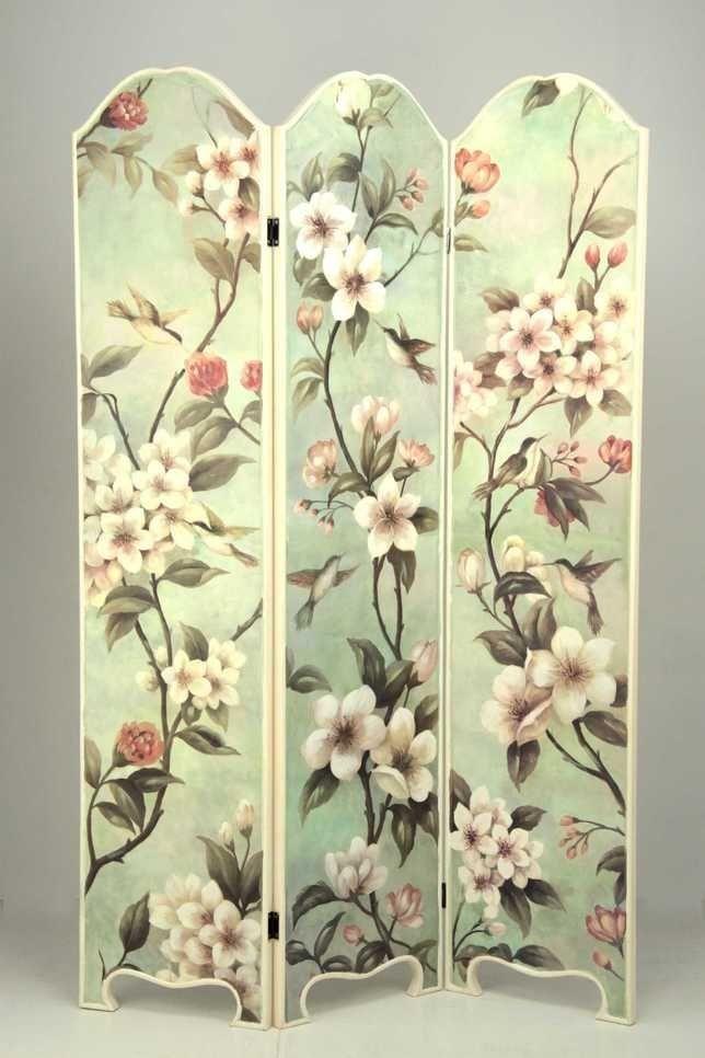 Ambar folding screens biombos biombos muebles y pintura - Biombos chinos antiguos ...