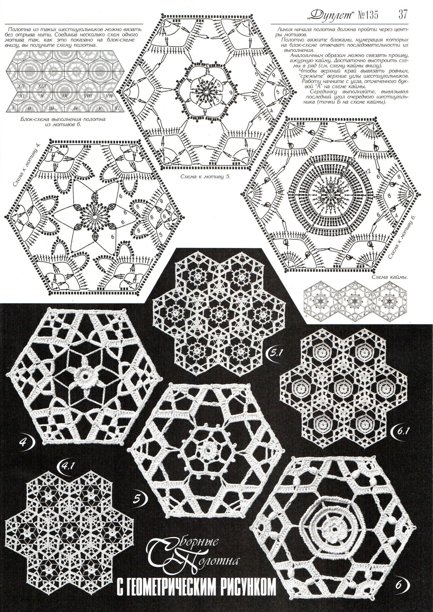 Moduli esagonali interessanti