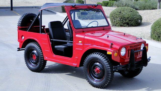 Restored 1972 Suzuki Lj20 Jimny スズキ ジムニー ジムニー 新型ジムニー