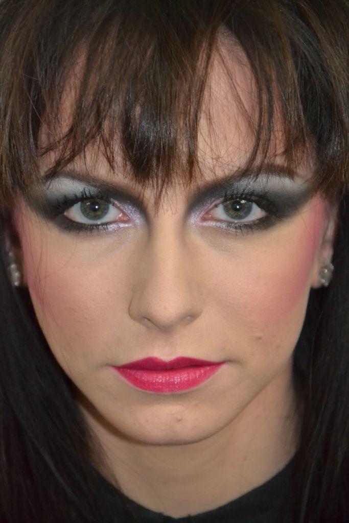 maquillage 80-90