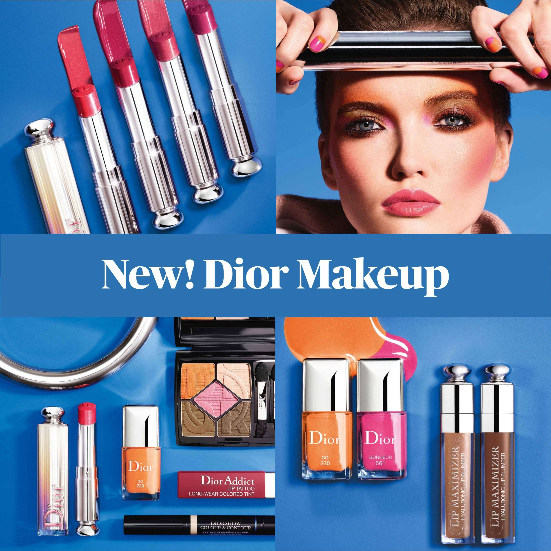 Dior Makeup In 2020