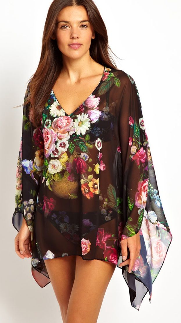 plaj elbisesi pareo - Google\'da Ara | vestidos | Pinterest ...