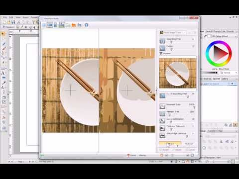 Serif Drawplus X6 Tutorial Creating Logos Drawplus Craftartist