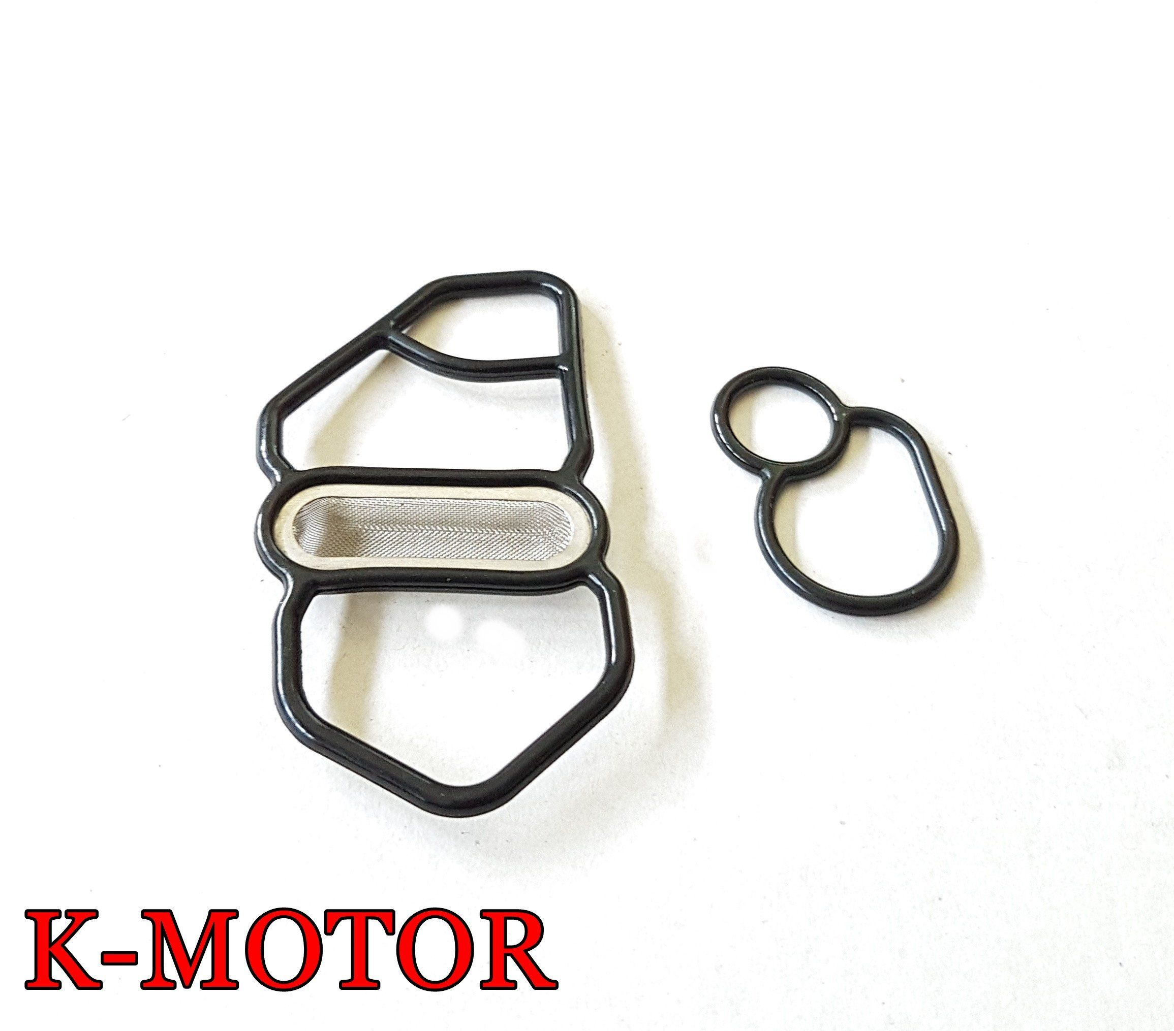K-MOTOR-VTEC-SPOOL-VALVE-SOLENOID-GASKET-D15-D16-B16-B18C-B20-GSR-TYPE-R-SI