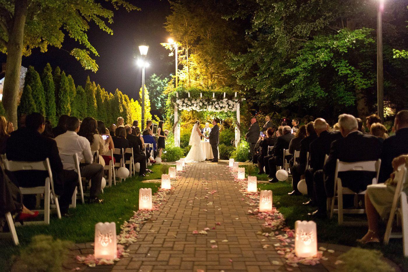 Keith Christine Night Wedding Ceremony Outdoor Wedding Wedding Prep