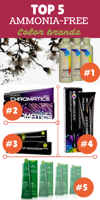 Top 5 Ammonia Free Hair Color Brands 2014 This Is A Quick Guide To