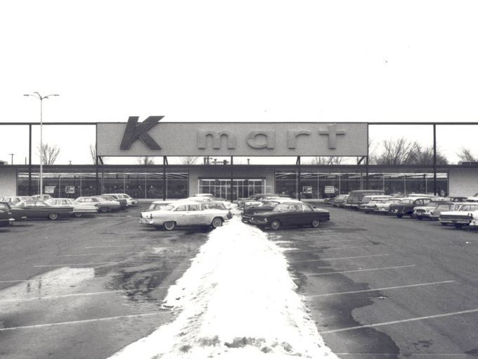 In 1962 Kmart Target And Walmart All Opened Their Very First
