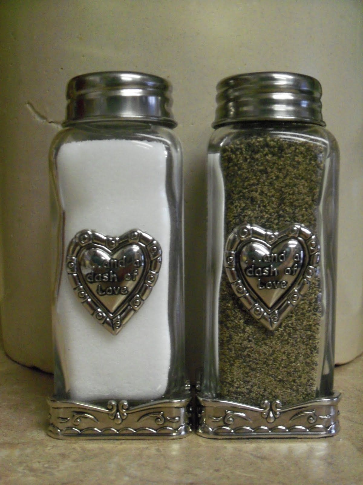 My favorite scene from Fireproof was the Salt and Pepper Shaker