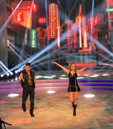 Fabio Basile e Anastasia Kuzmina si scatenano sulla pista di Ballando!