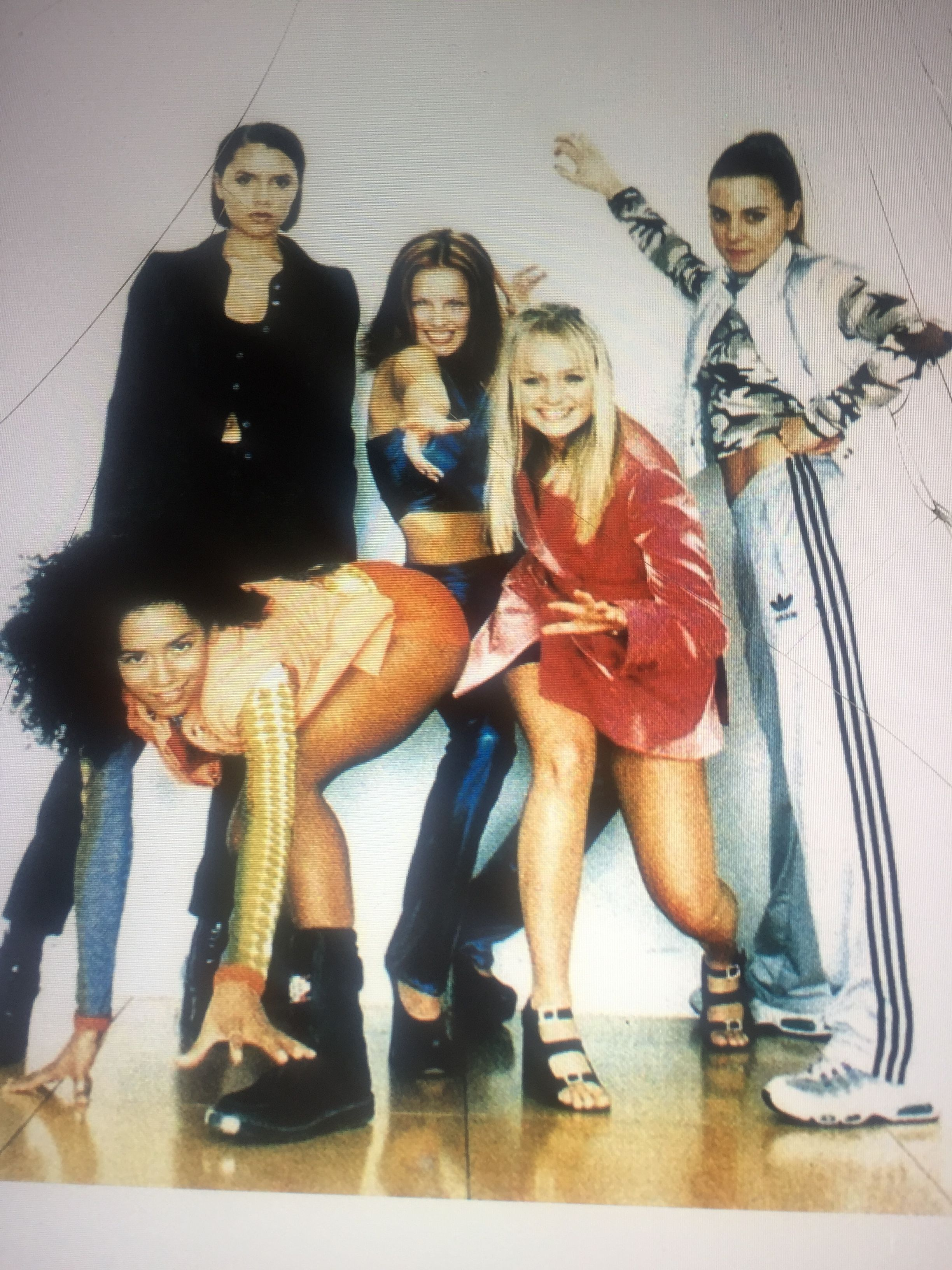 Pin by Krystal Bailey on spice in 2019 | Spice girls, Girl power, Spices