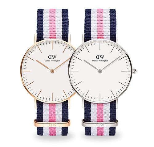 6f841a225620 Watch - Classic Southampton 36 mm Silver - Daniel Wellington