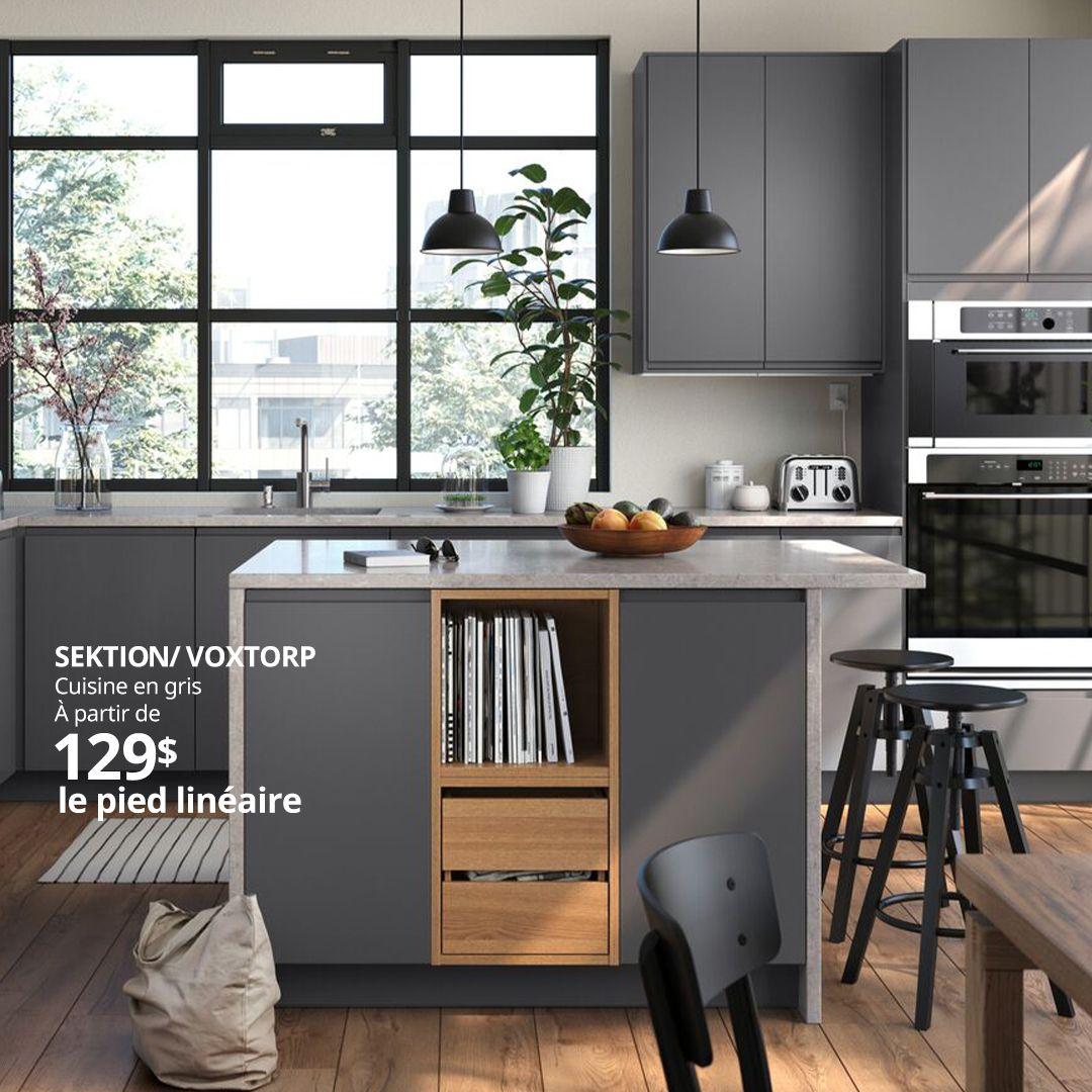 Cuisines Et Electromenagers Armoires De Cuisine Cuisine Ikea Armoire De Cuisine Interieur Moderne De Cuisine