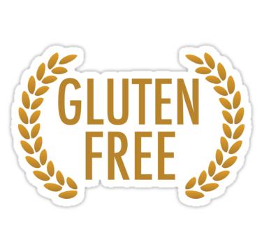Gluten Free Wheat Free Sticker By Elishamarie28 Gluten Free Wheat Free Wheat Free Gluten Free