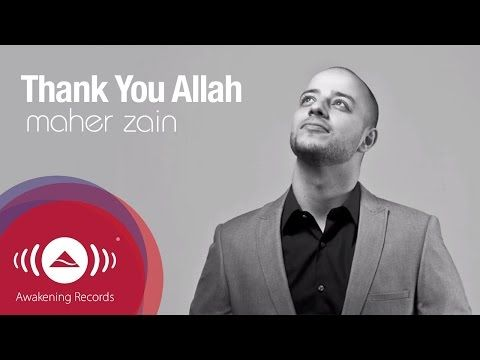 Maher Zain Thank You Allah Vocals Only Lyrics Lagu Musik Indie