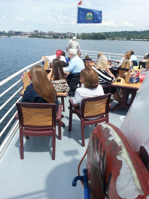 Ethan Allen Lake cruise Burlington VT Trip planning