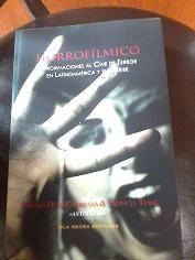 Horrofilmico Aproximaciones Al Cine De Terror En Latinoamerica Y El Caribe El Impresionante Desarrollo Que Ha Tenido El Cine De Gene Books Book Cover Cover