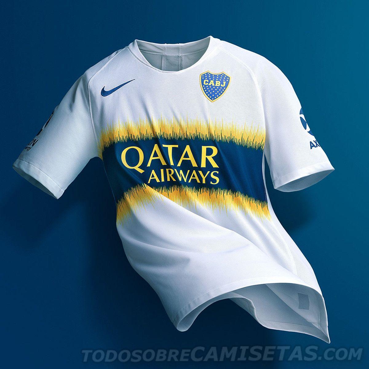 78ca0baa608d7 Camisetas Nike de Boca Juniors 2018-19