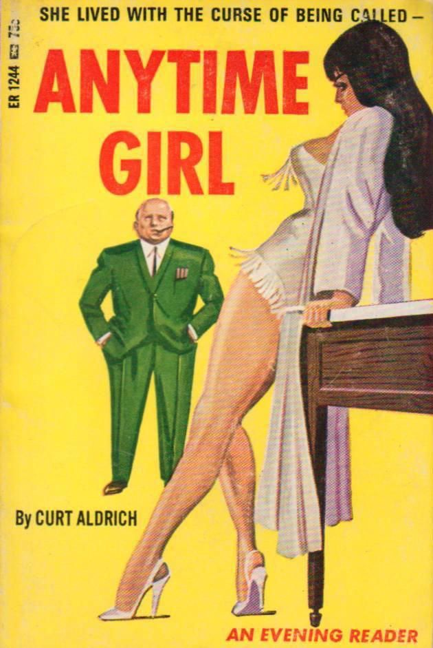 Retrospace: Vintage Reads #55: Bad Girl Books #comicbooks