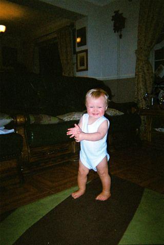 Gemma Peden - Baby grow