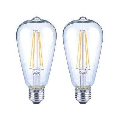 Edison 2700 Light Bulbs Lighting The Home Depot In 2020