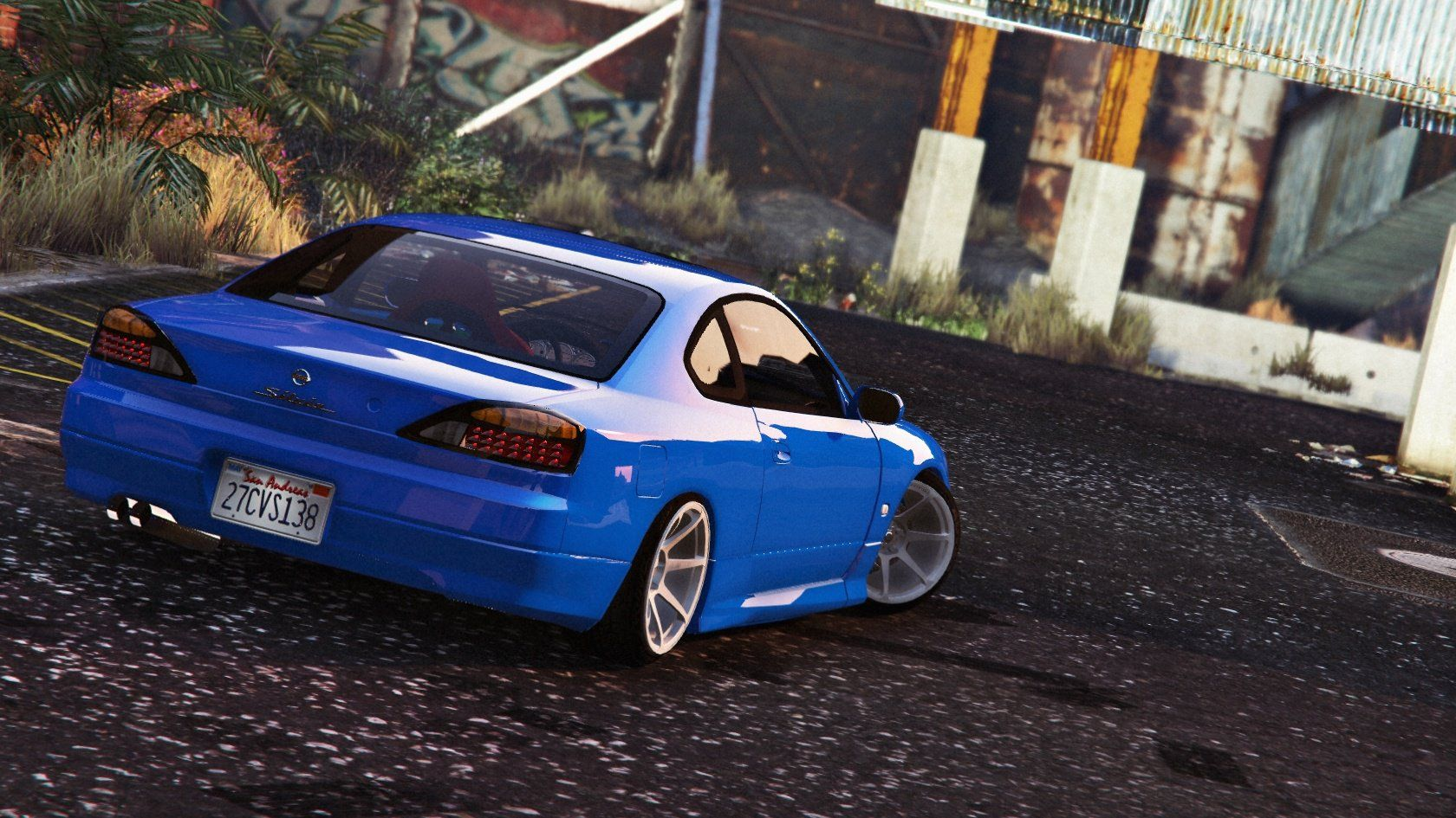 Nissan Silvia S15 [Add-On / Replace | Tuning] - GTA5-Mods com | JDM