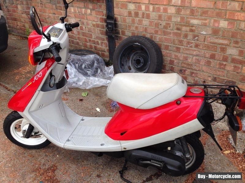 Yamaha scooter 50cc jog auto two stroke jreg  #yamaha #jog #forsale