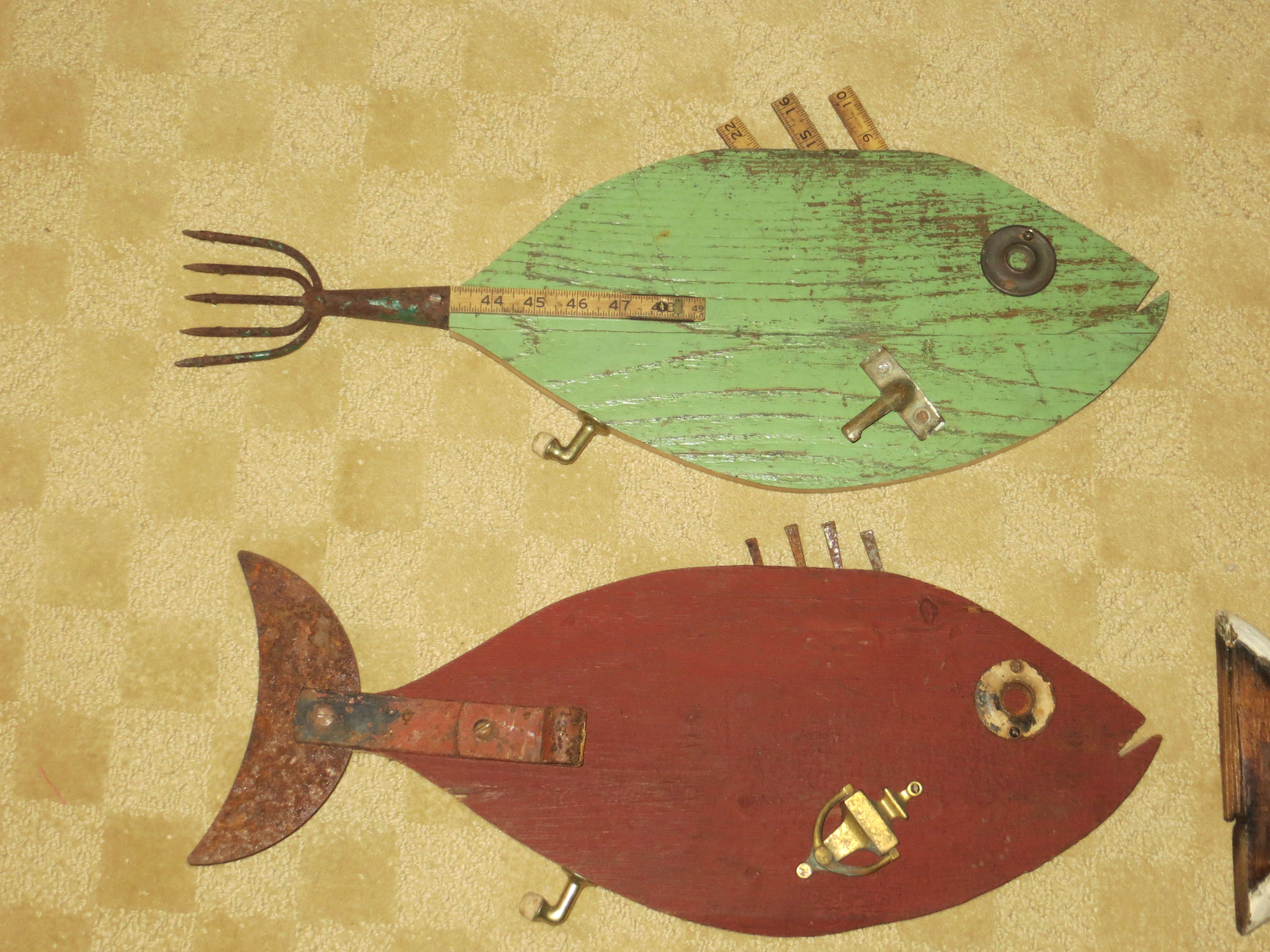 My latest creations   Fish (and a whale)   Pinterest   Project ideas ...
