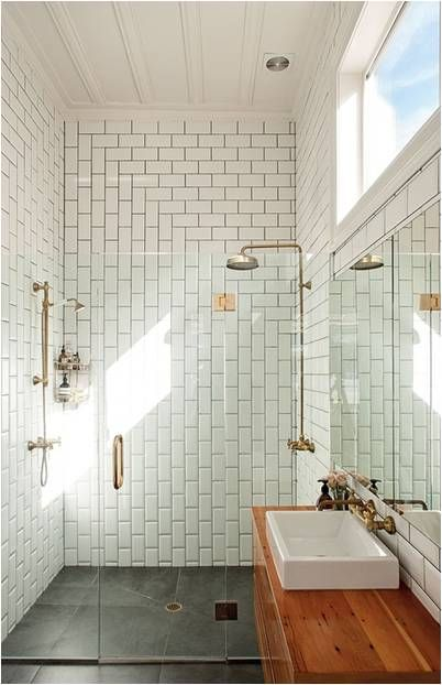 Annie This Is The Zig Zag Effect With Brick Tiles That I Mentioned Picture From Urbis Magazine New Z Bathroom Inspiration Minimal Bathroom Bathrooms Remodel