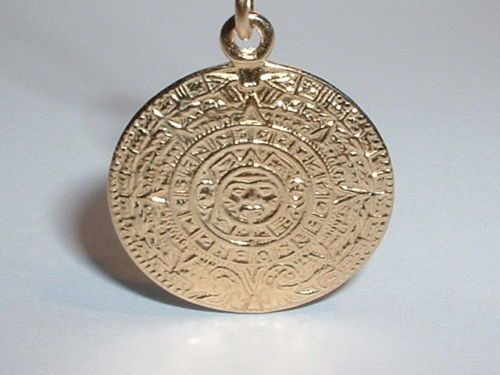 Graham and brown 57218 darcy wallpaper pearl aztec calendar 14k gold aztec calendar pendant charm aloadofball Image collections