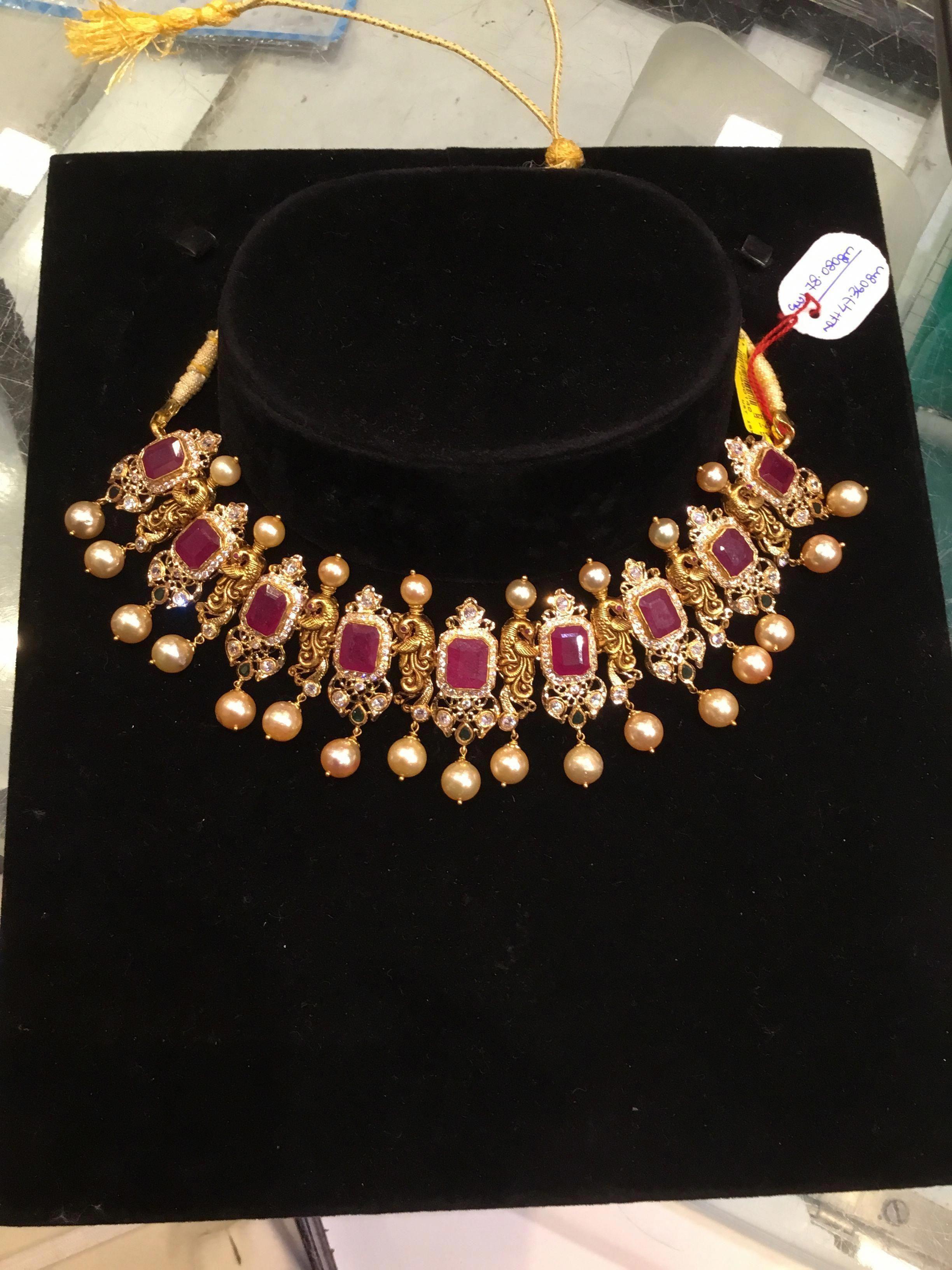Fabulous Elegant Diamond Necklace Elegantdiamondnecklace Elegantbridaljewelryjewel Gold Jewelry Fashion Gold Jewellery Design Necklaces