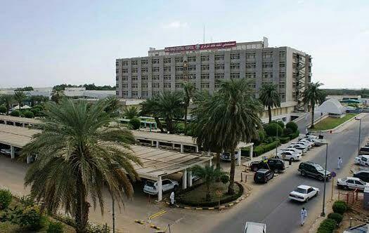 مستشفى الملك فهد المركزي بجازان دون تكييف Road