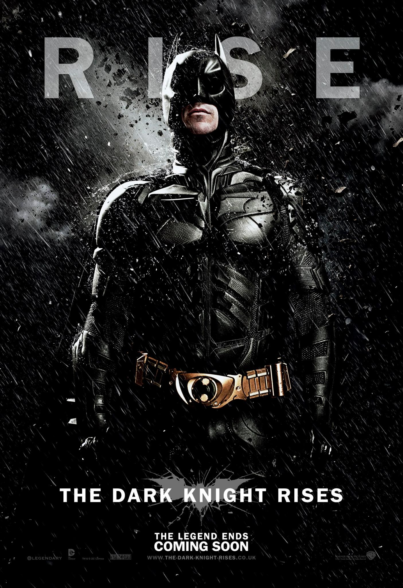 PS4 TDKR Batman Poster For Free Background Image Wallpaper Download ...