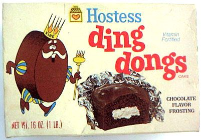 Ding Dongs Were Wred In Foil
